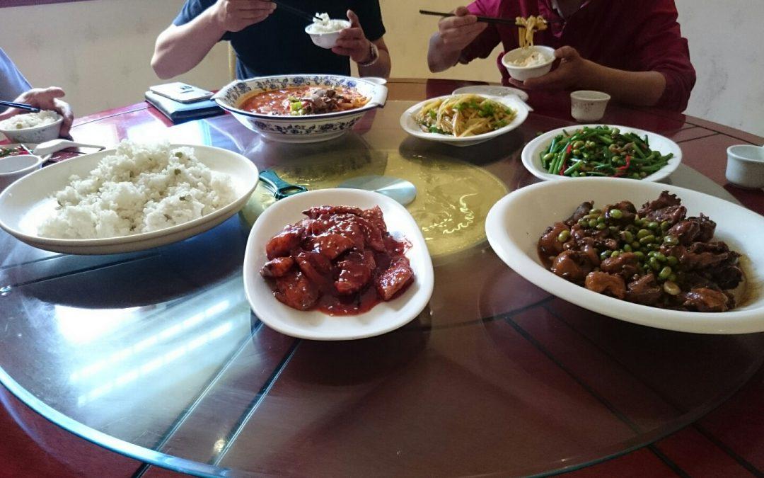 中国の食卓