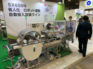 SXR600N-a(ロータリーモーション機)とYAMAHA製スカラロボット